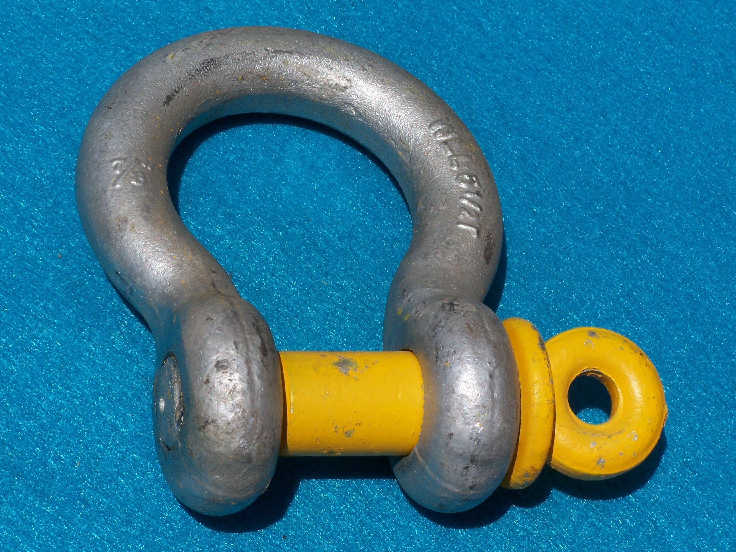 Clevis Pin With Cotter : Clevis