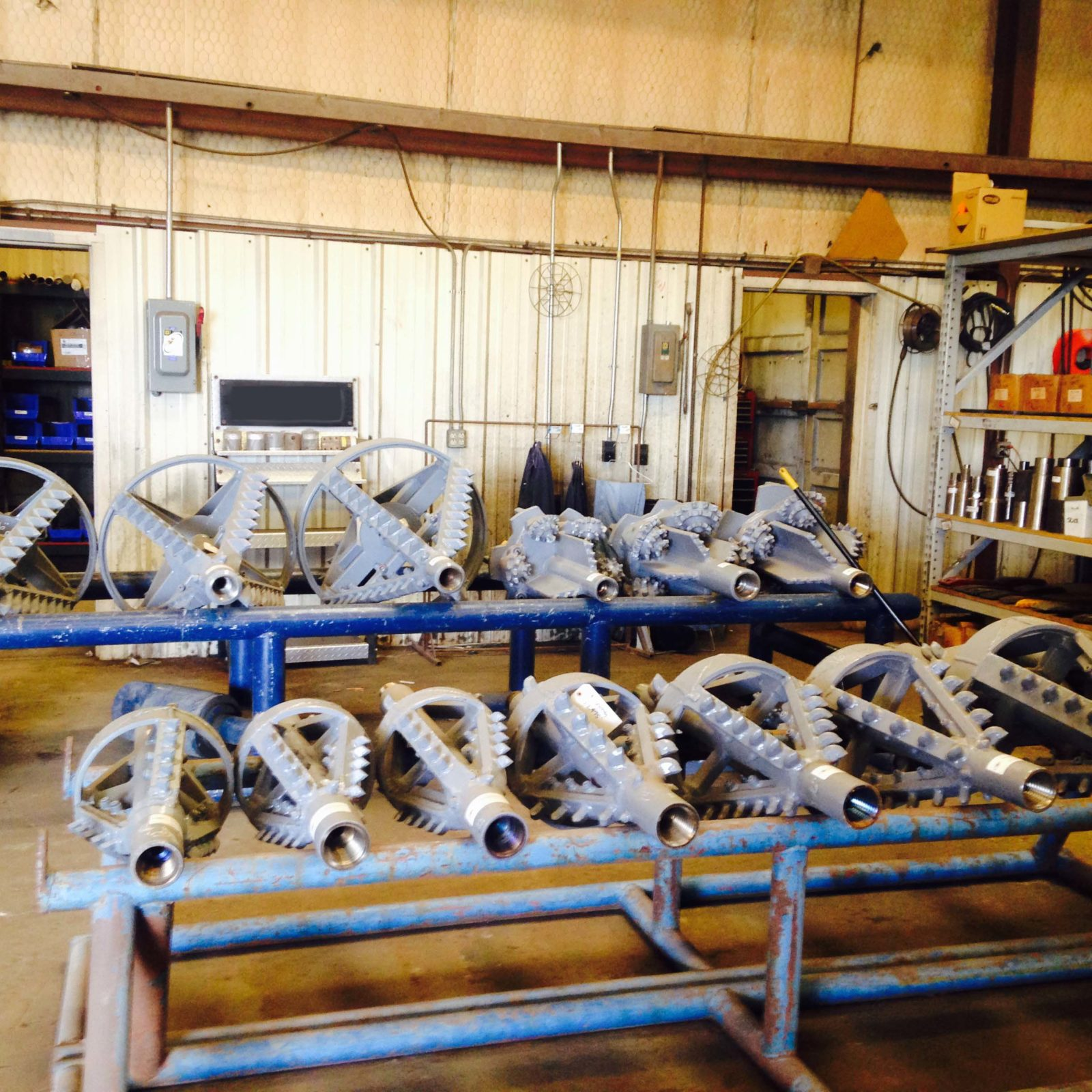 Complete Line of Professional Tooling for Horizontal